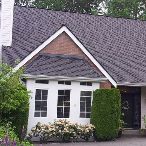 A Shingle Roof Replacement