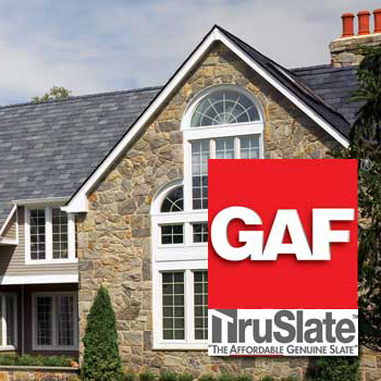 TruSlate® Roofing From GAF
